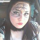 Tiger/cat makeup Halloween