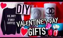 DIY Valentine's Day Gifts!