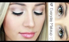 Beauty Babble: My NAKED Everyday Makeup