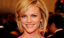 Met Costume Institute Gala Hair: Brooklyn Decker
