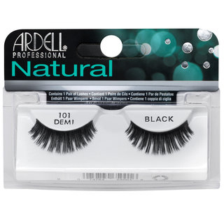 Natural Lashes 101 Demi Black