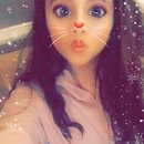 Me with a bunny filter!