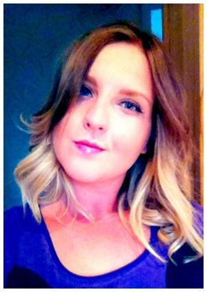 My new hair, ombre style. I really like it!
