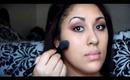 A gorgeous glamorous makeup tutorial
