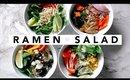 4 Ways - Simply Irresistible Instant Ramen Salad Recipe✨