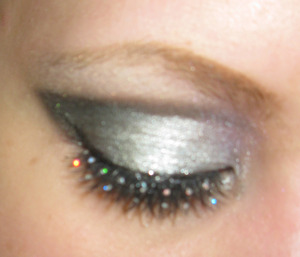 Sometimes I play with makeup