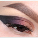 Ombre Eyes Makeup