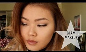 Prom: Glamorous Makeup | chloeanneyoung