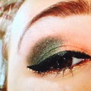 My St. Patrick's Day look