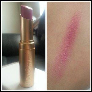 Too Faced Lip Creme Drenched lip cream in Razzle Dazzle Rose