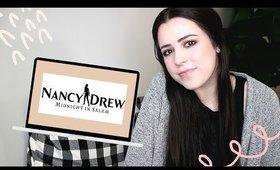 Becoming a Gamer Girl | Nancy Drew Midnight in Salem