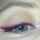 pink cateye