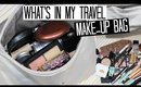 What's in my Travel Makeup Bag!