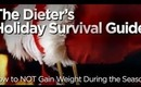 How to Avoid Weight Gain During the Holidays!!!!!!! PhillyGirl1124 on YouTube!