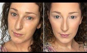 Current Foundation & Contour Routine l BeautyBySage