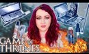 FOR THE THRONE | Game Of Thrones x Urban Decay Makeup Collection- Worth The Hype?? Maybe..