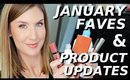 January Favorites 2019 | Product Updates | Sharing Small Channels