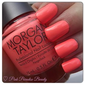Morgan Taylor Nail Swatches