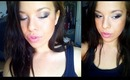 Adriana Lima Inspired Makeup.Tutorial