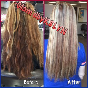Color retouch & Highlights