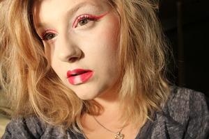 Modern Geisha Makeup- My Take.