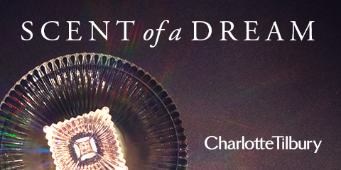 Discover Charlotte Tilbury's debut fragrance: Scent of a Dream