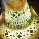 Cute cowboy hat!!