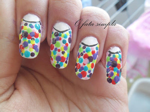 More manicures on my blog -> http://o-fata-simpla.blogspot.ro/2013/06/challenge-23-half-moons.html