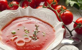 Beauty Detox: Skin Brightening Soup