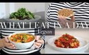 What I Eat in a Day #24 (Vegan/Plant-based) | JessBeautician