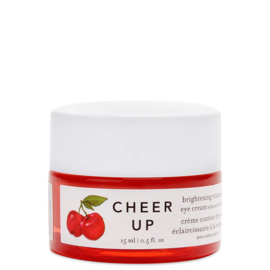 Farmacy Cheer Up Brightening Vitamin C Eye Cream alternative view 1 - product swatch.