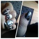 lady gaga inspired nails