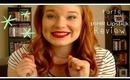 Review: Tarte Glamazon 16HR Lipstick