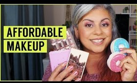 I Heart Revolution Makeup Try On