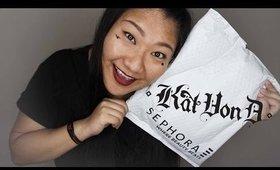Sephora Haul | Kat Von D