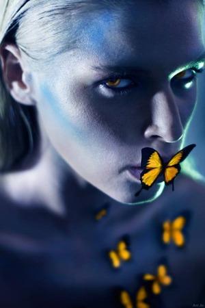 photography: Ani Jo/ model: Stefania Novikova/ mua:Giselle Karounis/ hairstyling:Erion Kapedani