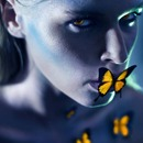 """Butterfly silence"""