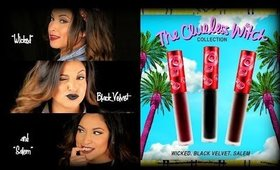 Bad Intentions: Lime Crime Clueless Witch Collection Review & Demo