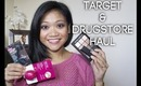 Target and Drugstore Haul: Autumn Inspired