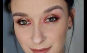 Makeup Tutorial - Viseart, Stila, & Coloured Raine