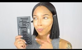 NEW Kat Von D Shade + Light Crème Contour Refillable Palette Review & Tutorial