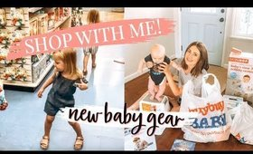 SHOP WITH ME AND MY FAMILY! BABY HAUL & FAVORITES   Kendra Atkins