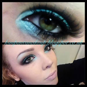 Follow @kimpants on Instagram or visit my blog http://kimpantsmakeup.blogspot.co.uk for more of my makeup and tutorials