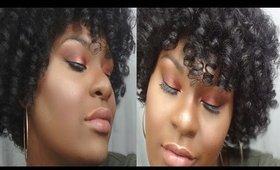Christmas Makeup   Spotlight Eye Look   Jessibaby901