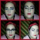 July 4th makeup