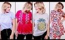 Amazon Prime Clothing Fashion Try-On Haul | Milabu