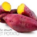 Skincare for dummies: Sweet Potatoes
