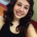 my hair for homecoming last night<3