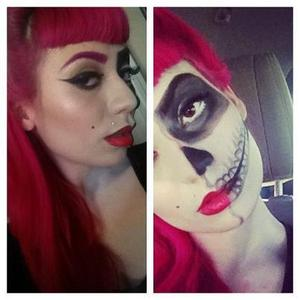 Products Not Listed Below Make Up Forever Clown White