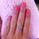 Just pink :)